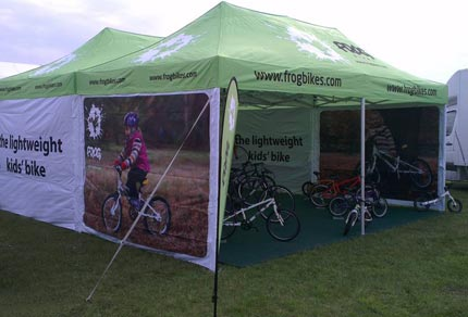 frog bikes marquee