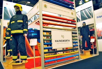 exhibition stands showcasing products in new and inventive ways