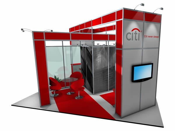 Modular Exhibition Stands Designs : Exhibition stand hire from warrens display