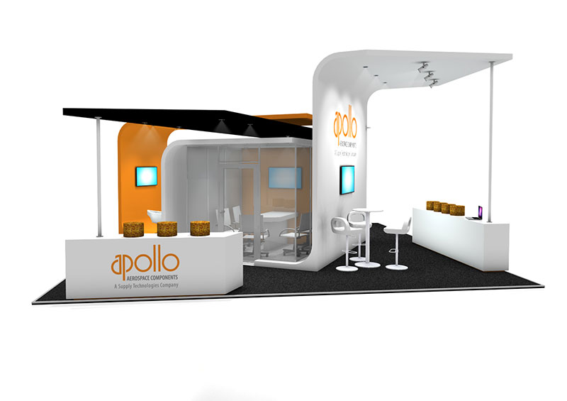 Cosmetic Exhibition Stand Design : Exhibition stand designers warrens